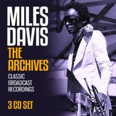 DAVIS MILES - Archives The (3 Cd)