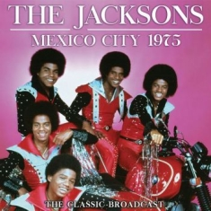 Jacksons The - Mexico City 1975 (Live Broadcast)