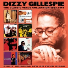 Dizzy Gillespie - Classic Verve Collection The (4 Cd)
