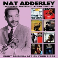 Adderley Nat - Classic Albums Collection The (4 Cd