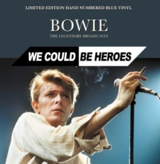 Bowie David - We Could Be Heroes (Blue)
