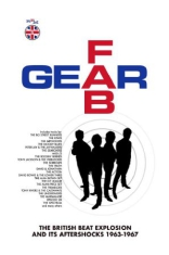 Blandade Artister - Fab Gear ~ The British Beat Explosi