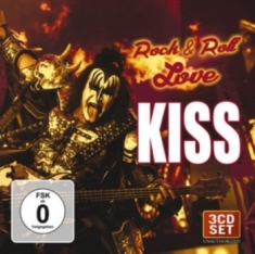 Kiss - Rock & Roll Love