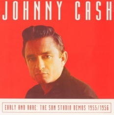 Cash Johnny - Early & Rare Sun Studio Demos 55-56
