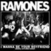 Ramones - I Wanna Be Your Boyfriend (Red Viny