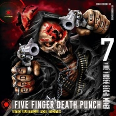 Five Finger Death Punch - And Justice For None (Deluxe Editio