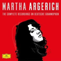 Argerich Martha, Piano - Complete Recordings On Dg (48Cd)