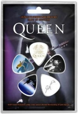 Queen - Plectrum Pack: Brian May in the group Julspecial19 at Bengans Skivbutik AB (3150691)