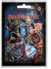 Iron Maiden - Iron Maiden - Later Albums Plectrum (Pack of 5)