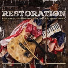 Blandade Artister - Restoration Reimagining Songs Of El