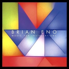 Brian Eno - Music For Installations (6Cd)