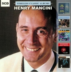 Mancini Henry - Timeless Classic Albums