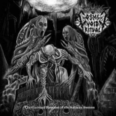 Cosmic Void Ritual - Excreted Remains Of The Sabatier Sy