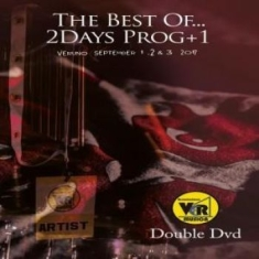V/A - Best Of 2 Days Prog 2017 - Best Of 2 Days Prog 2017 (2 Dvd)