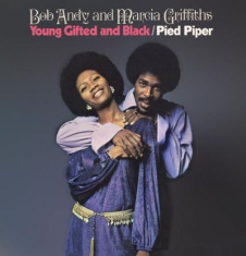 Bob And Marcia - Young Gifted And Black / Pied Piper