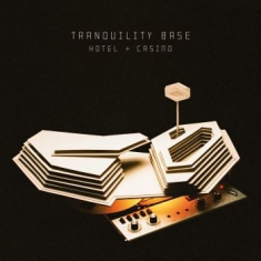 Arctic Monkeys - Tranquility Base Hotel & Casino (Cl