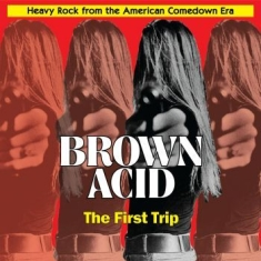 V/A - Brown Acid - The First Trip