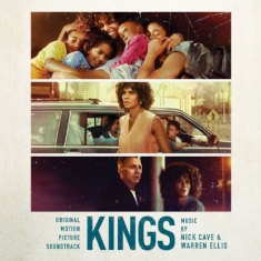 Nick Cave & Warren Ellis - Kings (Original Motion Picture