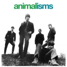 Animals - Animalisms - Blue Vinyl