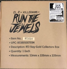 Run The Jewels - Stay Gold -Rsd/Coll. Ed-