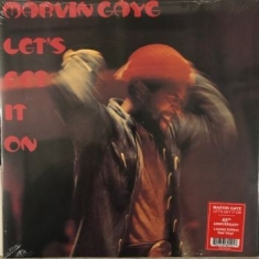 Gaye Marvin - Let's Get It On (Rsd 2018 Limited)