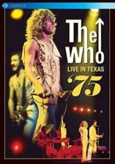 The Who, - Live In Texas '75 (Dvd)