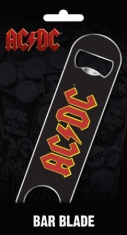 AC/DC - Logo Bottle Opener Metal Bar Blade