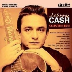 Cash Johnny - Country Boy (180G,)