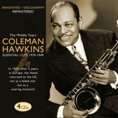 Hawkins Coleman - Middle Years
