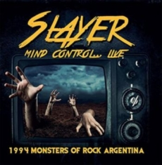 Slayer - Mind Control... Live