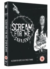 Dickinson Bruce - Scream For Me Sarajevo (Dvd)