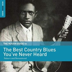 Various artists - Best Country Blues You've Never Heard
