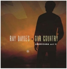 Davies Ray - Our Country: Americana..