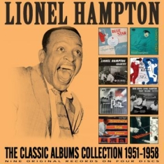Hampton Lionel - Classic Albums Collection The (4 Cd