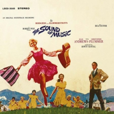 Ost - Sound Of Music-Hq/Insert-