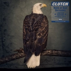 Clutch - Book Of Bad Decisions - Ltd.Coloure