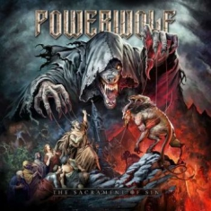 Powerwolf - The Sacrament Of Sin (Black Vinyl)