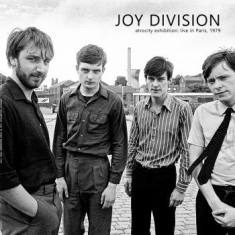 Joy Division - Live In Paris 1979, Dec.18 (Green)