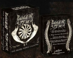 Pungent Stench - Sick Bizarre Defaced Colection (5 T