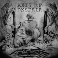Axis Of Despair - Contempt For Man (Vinyl)