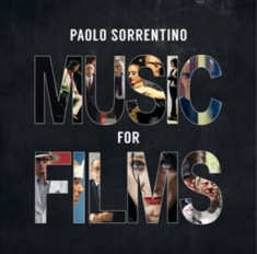 Paolo Sorrentino - Music For Films (Vinyl)