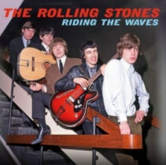 Rolling Stones - Riding The Waves (Red Vinyl)