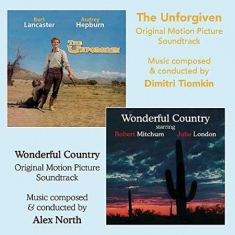 Filmmusik - Unforgiven & Wonderful Country