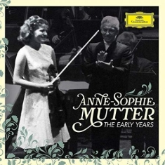 Mutter Anne-sophie - Early Years (3Cd+Br-A)