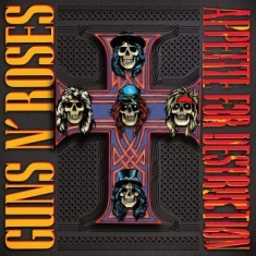 Guns n'roses - Appetite For Destruction - Locked N