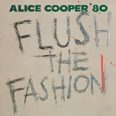 Alice Cooper - Flush The Fashion (Vinyl Ltd.)