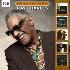 Charles Ray - Timeless Classic Albums Vol 2 (5Cd)