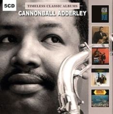 Adderley cannonball - Timeless Classic Albums