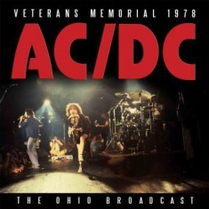 AC/DC - Veterans Memorial 1978 (Live Broadc