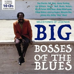 Blandade Artister - Big Bosses Of The Blues